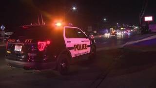 Man hit, killed while crossing dark West Side street