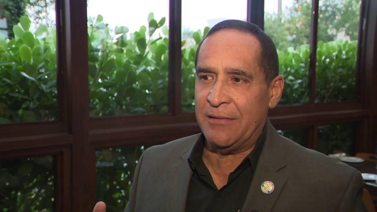 Miami-Dade Commissioner Joe Martinez