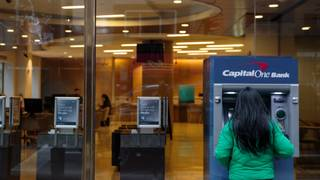 Hacker gains access to 100M Capital One credit card