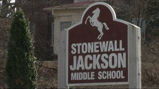 Stonewall Jackson middle school has a committee to help decide name change