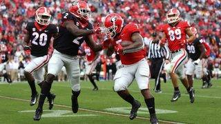 Swift eager to show he can be Georgia's No. 1 tailback