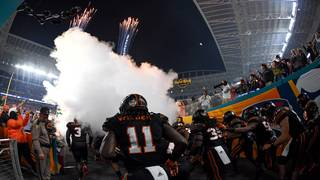 Hurricanes to open Hard Rock Stadium at night against Savannah State
