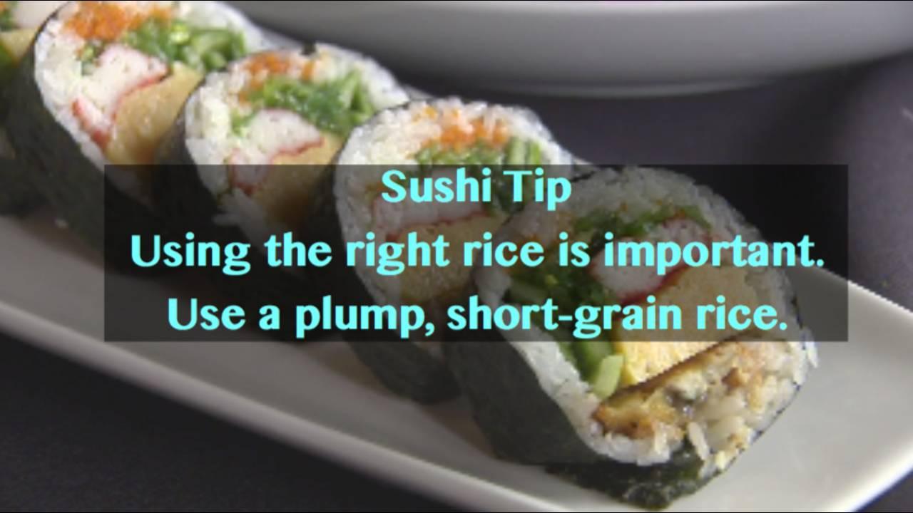 Sushi Tip 02