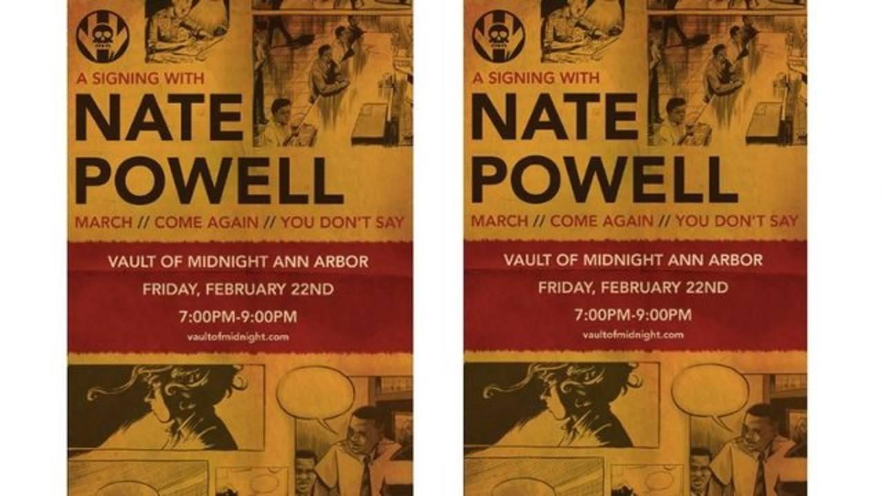 vault of midnight nate powell