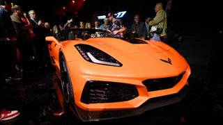 GM to reveal next generation Corvette in July