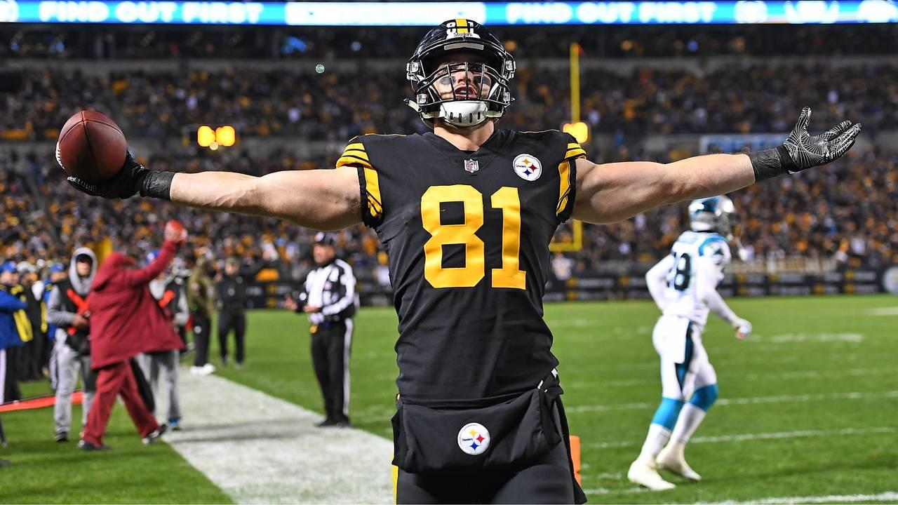 Jesse James Pittsburgh Steelers