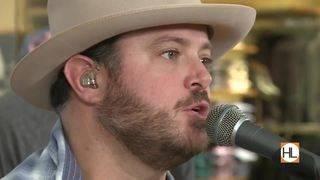 Texas Country Music Star Wade Bowen Preforms
