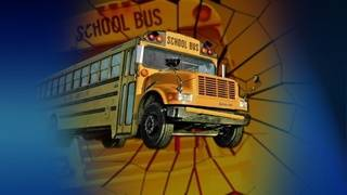 Student injured in school bus hit-and-run crash, FHP says