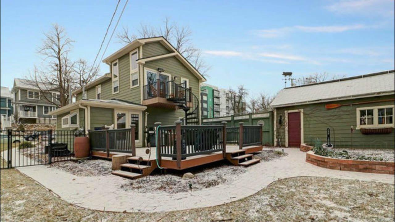 509 N Ashley St backyard