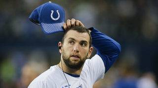 Colts QB Andrew Luck, former No. 1 pick, is retiring