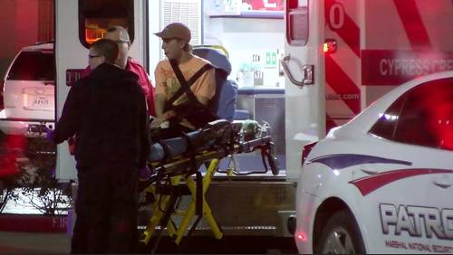 Two stabbed during altercation at Spring area motel