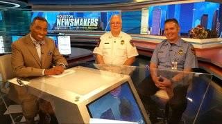 Newsmakers for June 17: Spring FD fights back against firefighter cancer rates