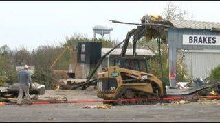 Federal agencies visit central Virginia after EF-3 tornado tore through area