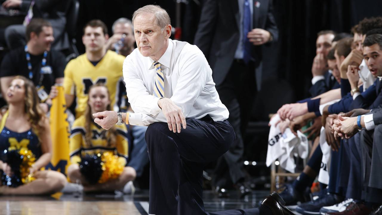 John Beilein 2016 Big Ten Tournament