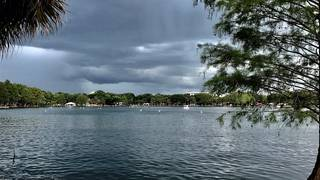 Wet weekend weather continues in Orlando area