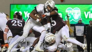 Virginia Tech falls to Georgia Tech, 49-28