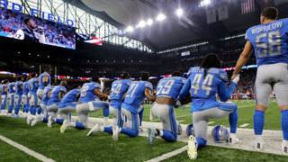 NFL owners say players must stand for the National Anthem