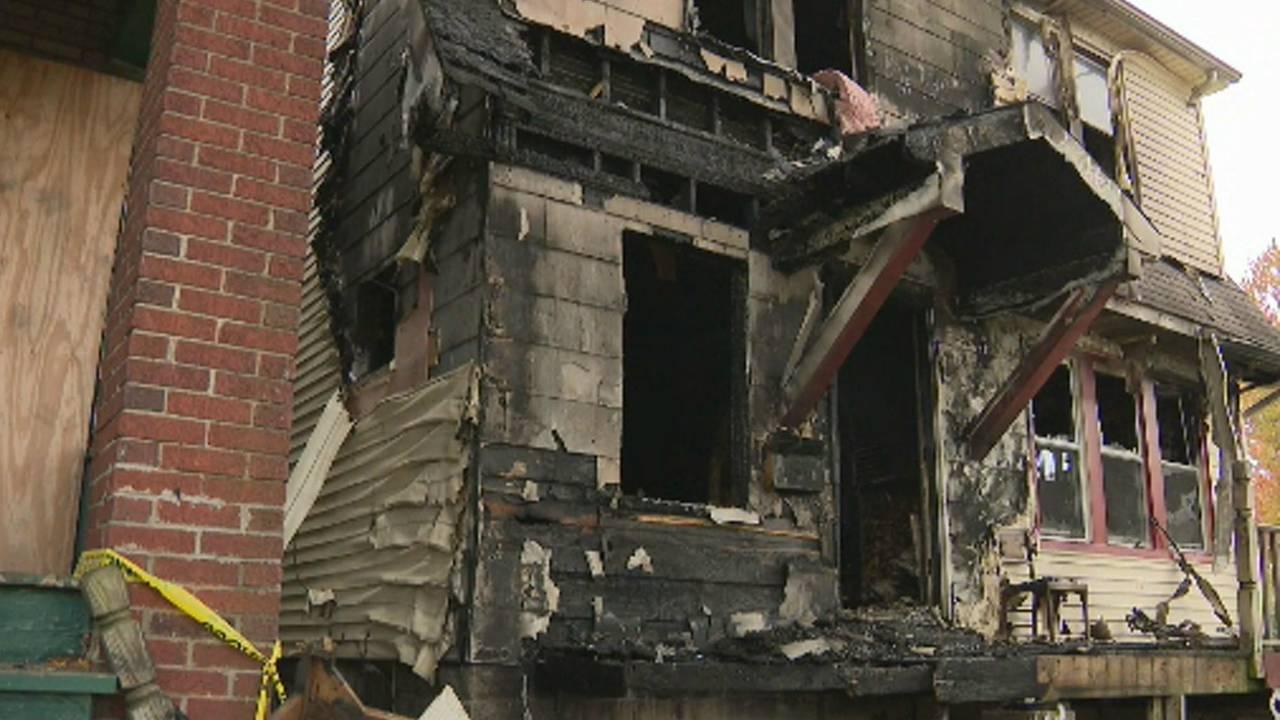Highland Park family house arson 2
