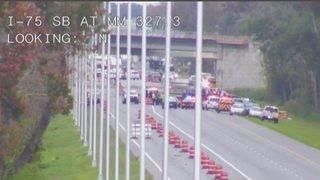 Deputies shoot, kill murder suspect on I-75 in Sumter County