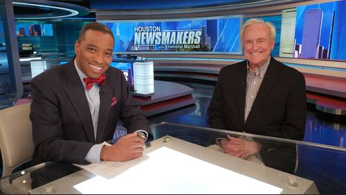 Houston Newsmakers for Feb. 17: King to run for mayor again, ReelAbilities Film Festival