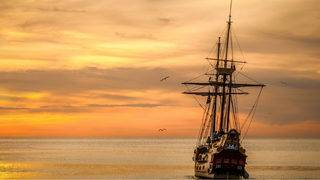 Love is dead: Woman divorces 300-year-old pirate ghost husband