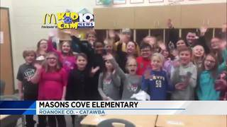 Jan. 4 Kid Cam: Masons Cove Elementary
