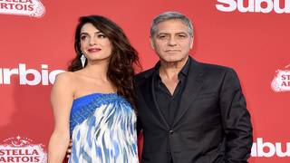 George and Amal Clooney to attend March For Our Lives