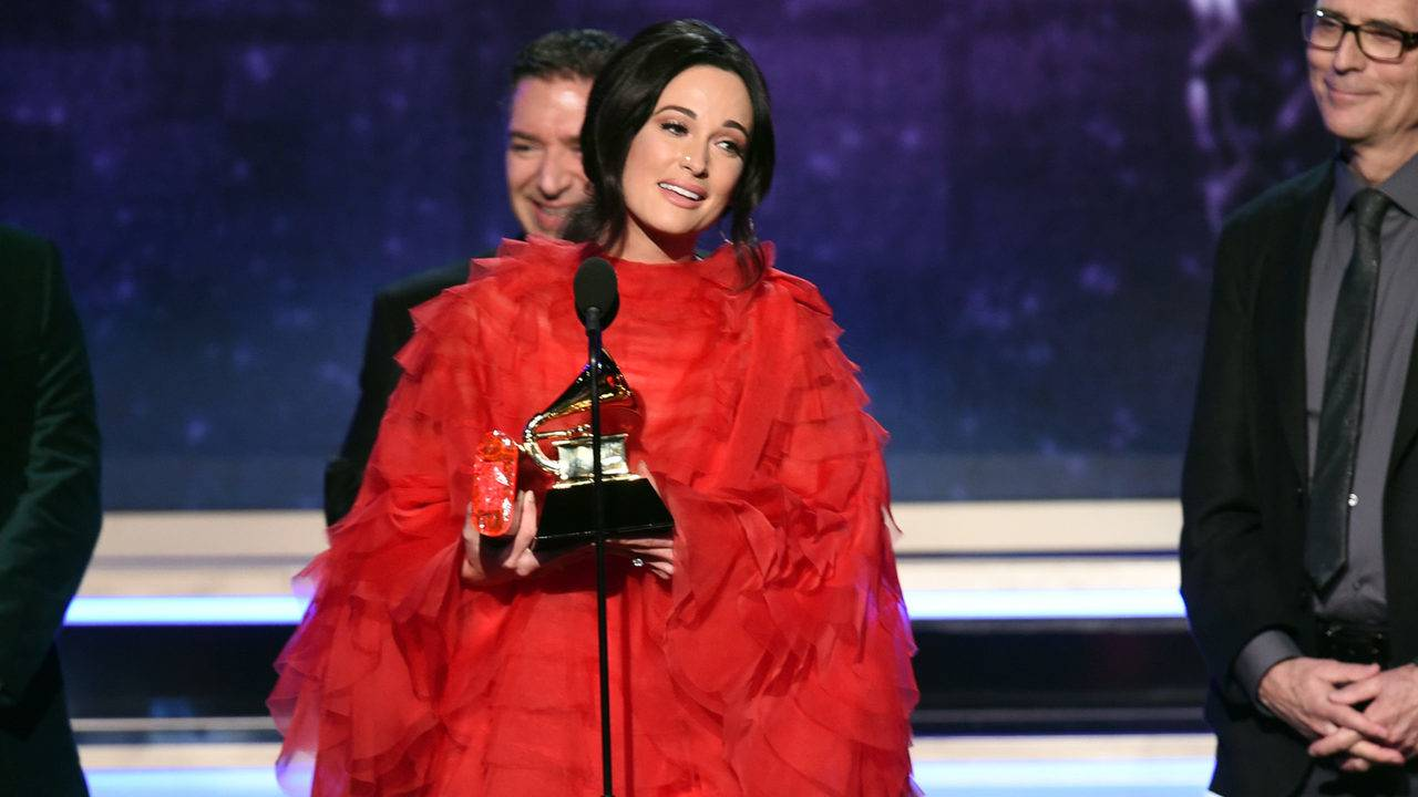 4934d71d4dd Grammys 2019  Kacey Musgraves wins album of the year