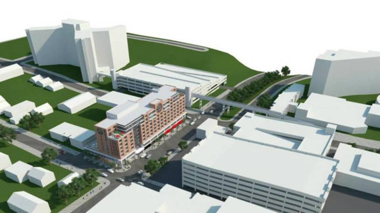 The Glen Hotel medical campus