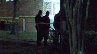 Two found shot to death at Montgomery County apartment complex