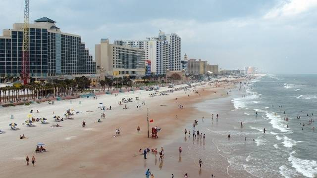 Daytona Beach Fla This Area Has Come A Long Way Since The Days Of Mtv S Spring Break Labor Day Weekend Catch Free Concerts At