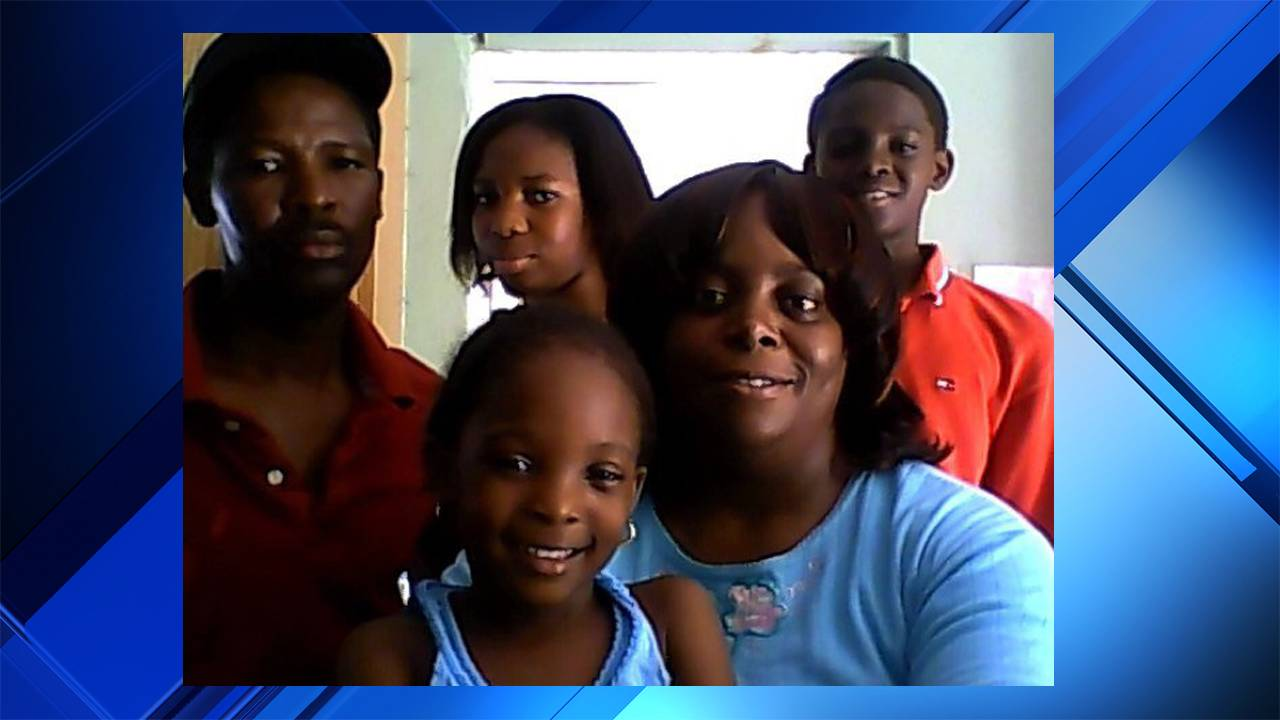 Missing Abaco family