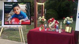Vigil remembers Kingsland boy who died from abuse