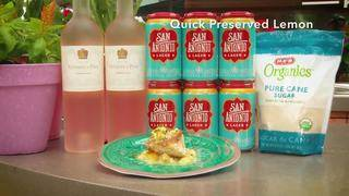 H-E-B Backyard Kitchen: Quick Preserved Lemon