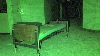 Ghost hunters uncover new evidence at old Eloise hospital in Westland