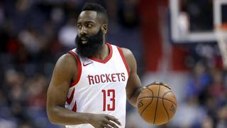 Rockets' James Harden named starter in newly formatted 2018 NBA All-Star Game