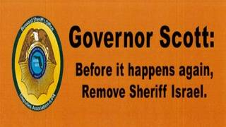 BSO deputies union puts up second billboard calling for governor to fire Israel