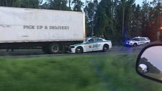 Clay County deputy hospitalized after Fleming Island crash