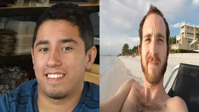 Sebastian Ramos and Josh Lausche