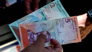 Venezuela issues new currency to boost wobbling economy