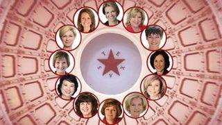 In 2012, there were 19 Republican women in the Texas House. Now, there are six.