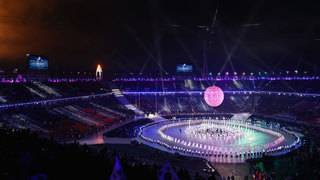 Paralympics' opening ceremony dazzles against political backdrop