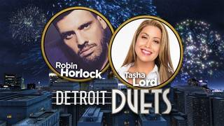 Detroit Duets 2018: Robin Horlock and Tasha Lord