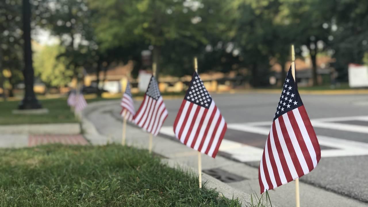 CUAA flags
