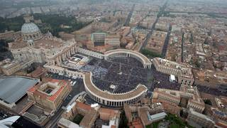 Godspeed! Vatican launches official athletics team