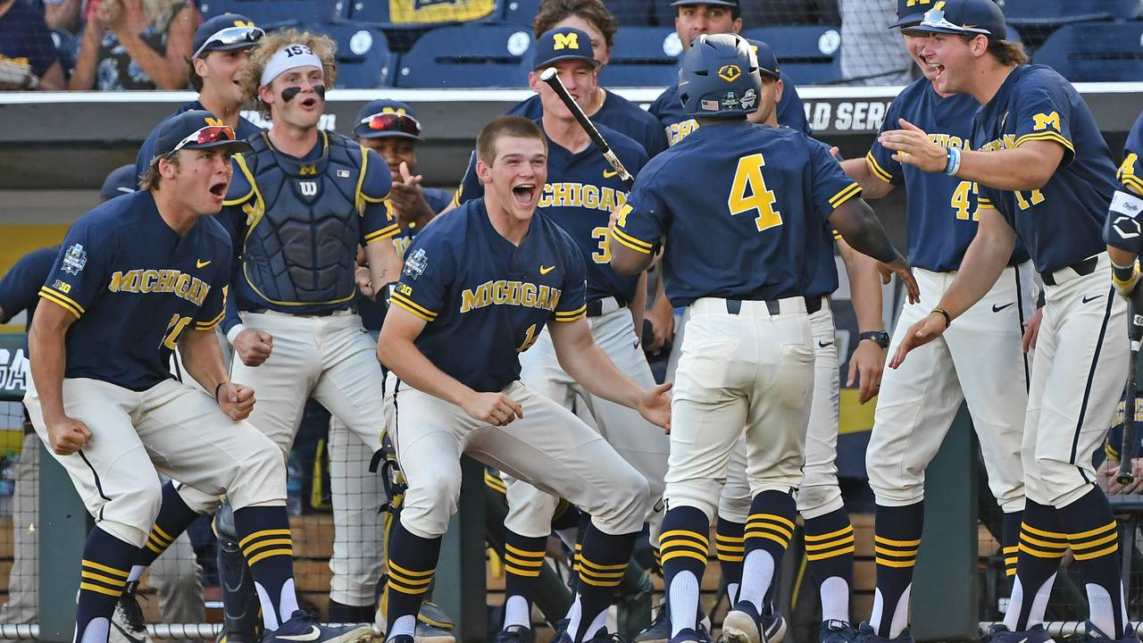 Michigan baseball runs out of magic, falls to Vanderbilt in