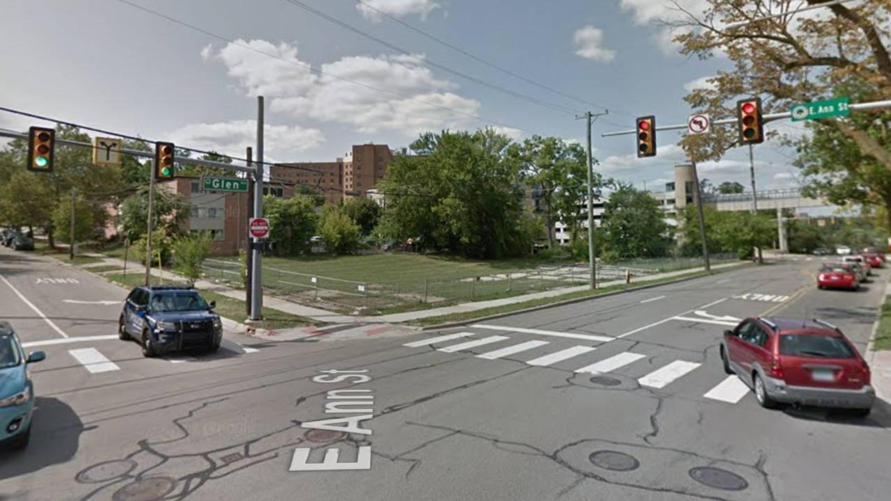 Glen Avenue Ann Arbor