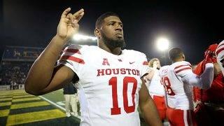 UH's Ed Oliver to attend NFL draft in Nashville