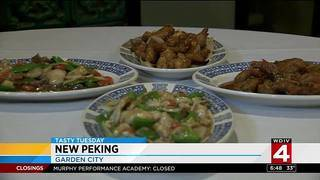 Tasty Tuesday: New Peking