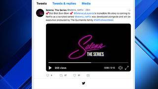 OMG!!! A Selena series is coming to Netflix